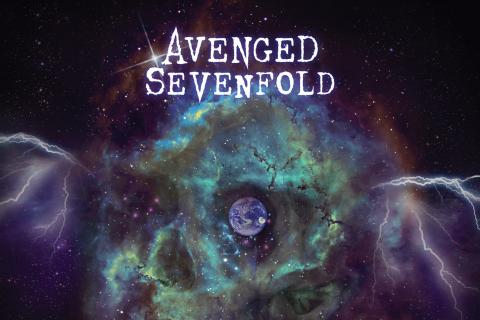 Avenged-Sevenfold-The-Stage-album