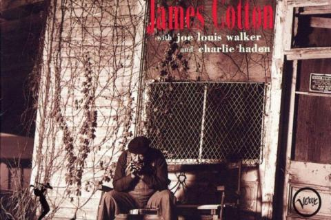 James Cottons Deep in the blues