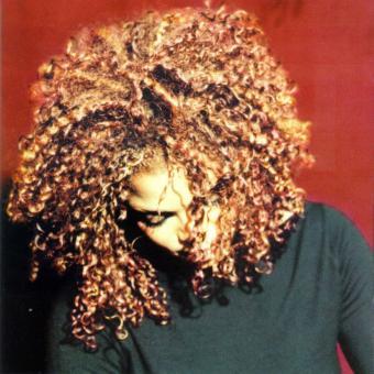 Janet Jackson: The velvet rope