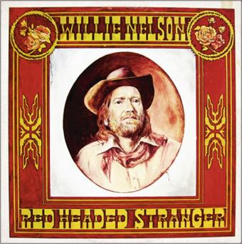 Willie Nelson: Read headed stranger